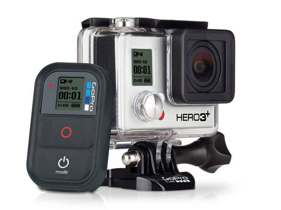 GoPro Hero 3+ Black Edition - H2
