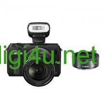 Canon EOS-M ( EF-M 18-55 mm F3.5-5.6 IS STM & EF-M 22mm F2 STM, Flash 90EX )