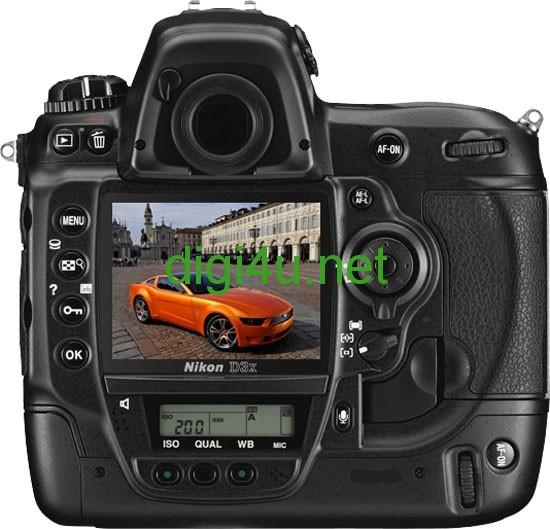 Máy ảnh Nikon D3 body-1