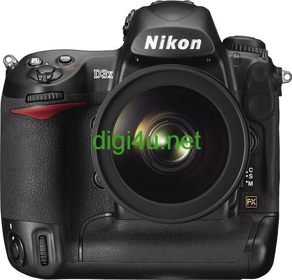 Máy ảnh Nikon D3 body