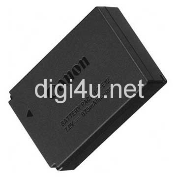 Pin Canon LP-E12 For Canon EOS M