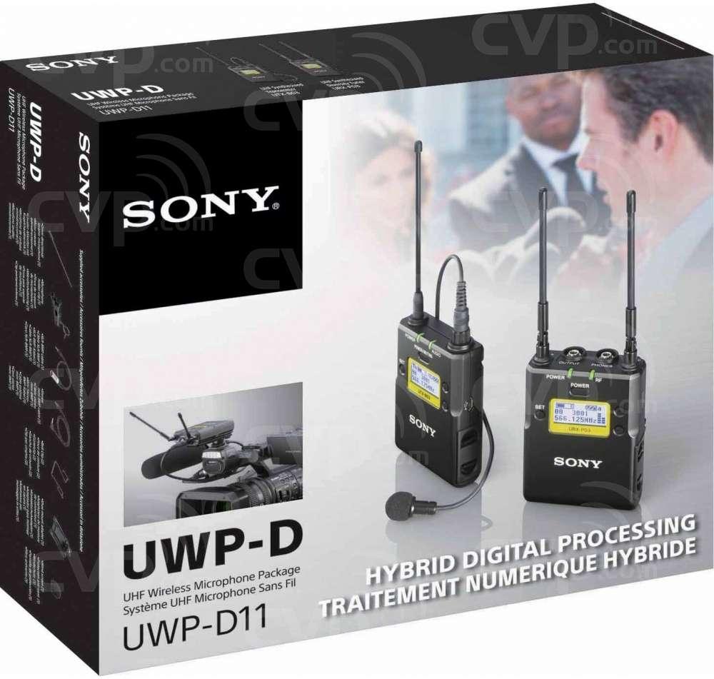Micro Sony UWP-D11