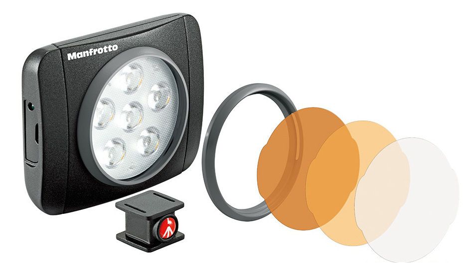 Djl Osmo Manfrotto Lumie Art LED Light - H2
