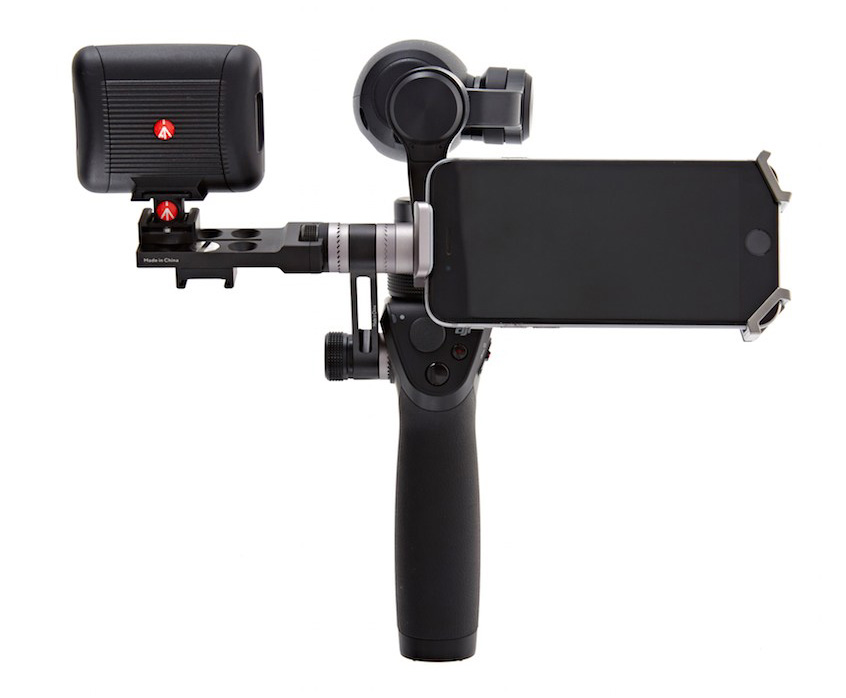 Djl Osmo Manfrotto Lumie Art LED Light - H4