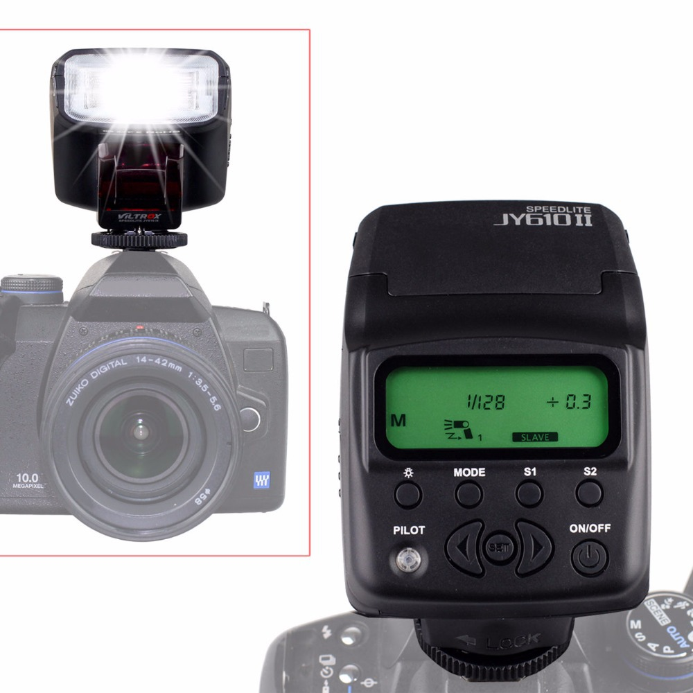 FLash mini VILTROX JY610 II