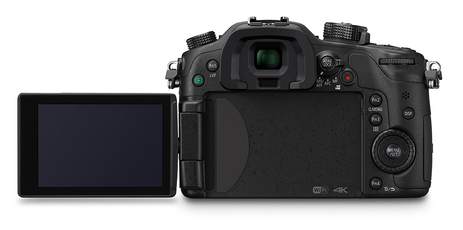 Panasonic GH4 Body-1