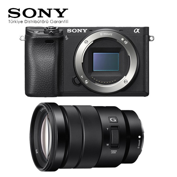 Sony A6300 kit 18-105 f/4 oss