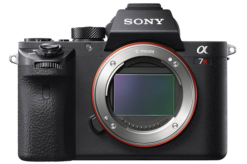 Sony Alpha A7r Mark II - BODY