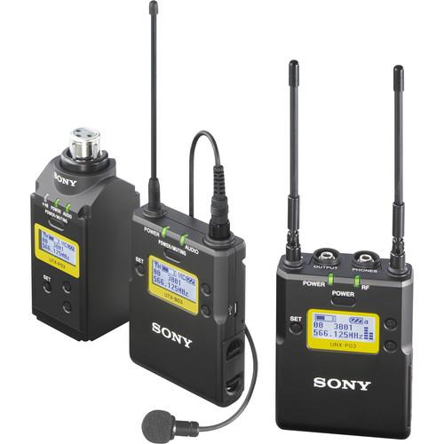 Micro Sony UWP-D16