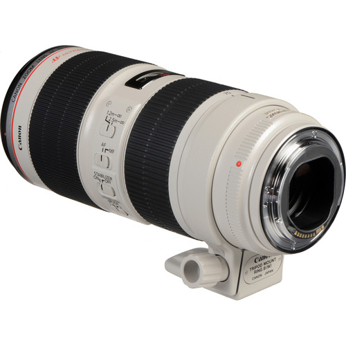 Canon 70-200mm f2.8L Mark II IS
