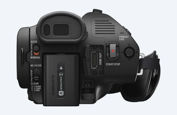 Máy quay Sony FDR-AX70 chính hãng