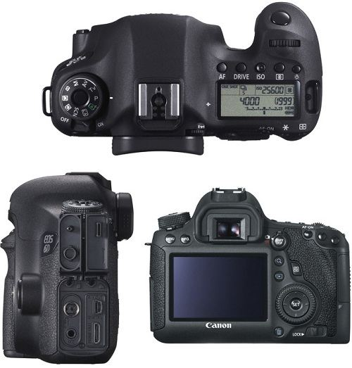Canon EOS 6D lens kits 24-105 F/4 L IS USM