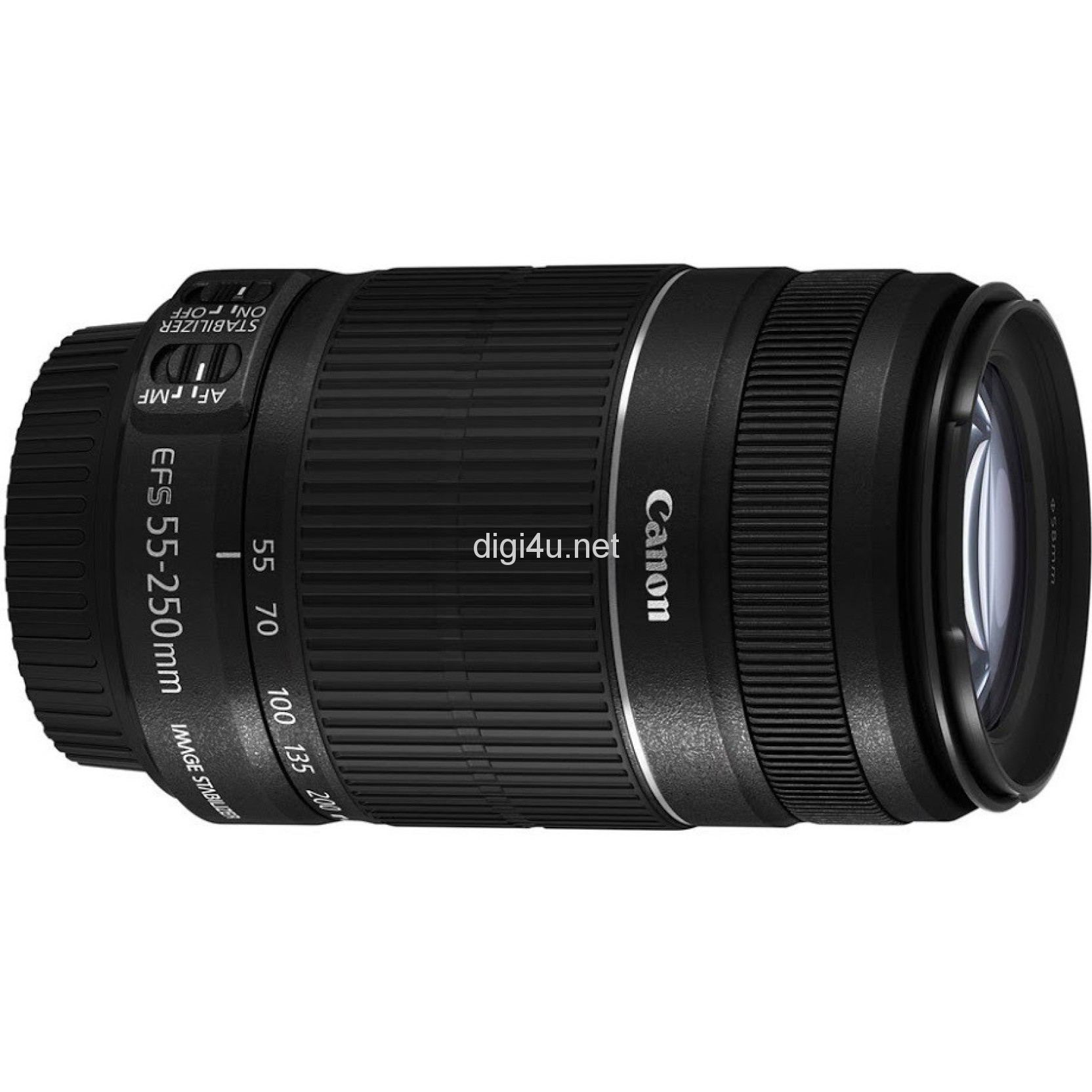 Canon EF-S 55-250mm F/4-5.6 IS STM (90%)