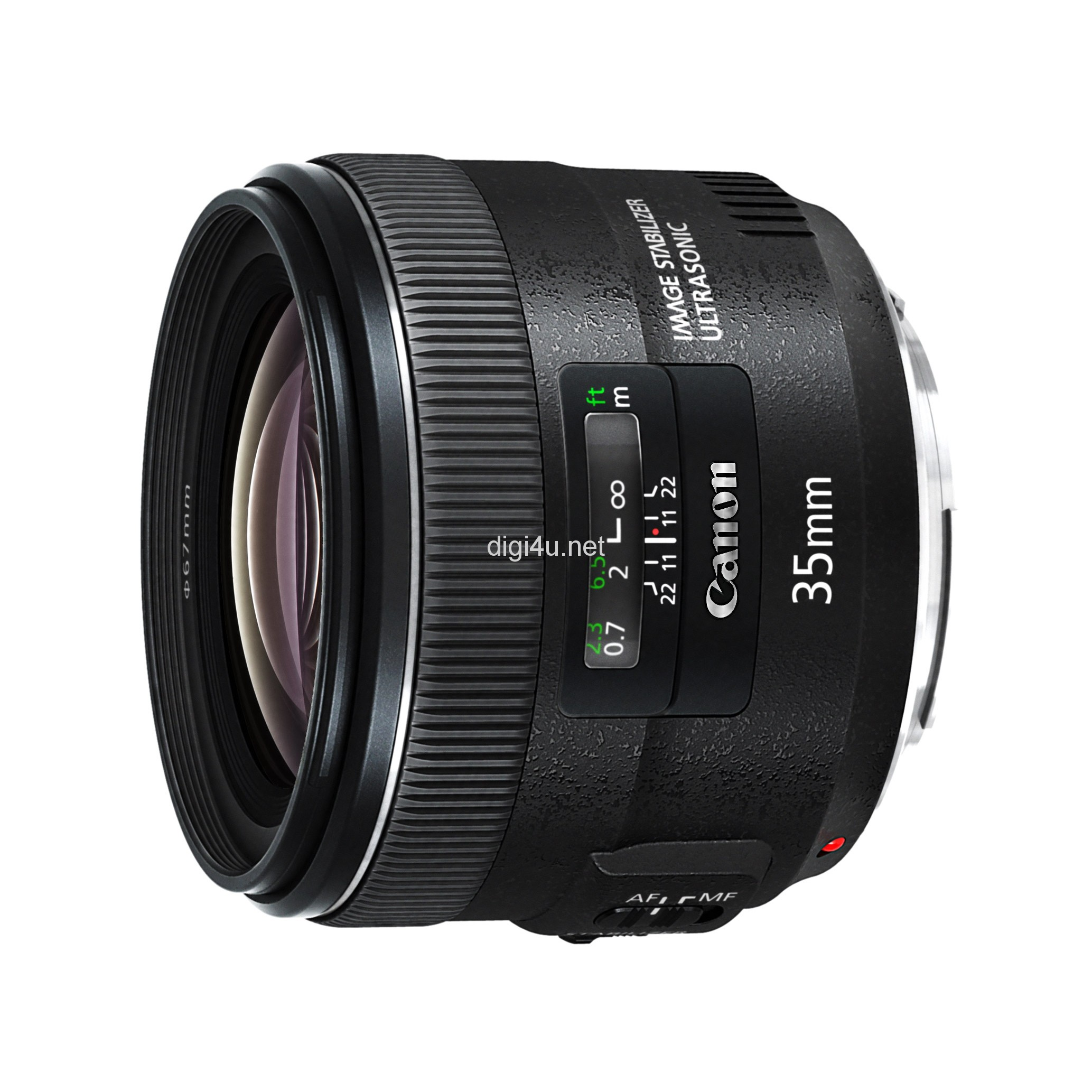 Canon EF 35mm f/2.0 IS USM / Mới 99%