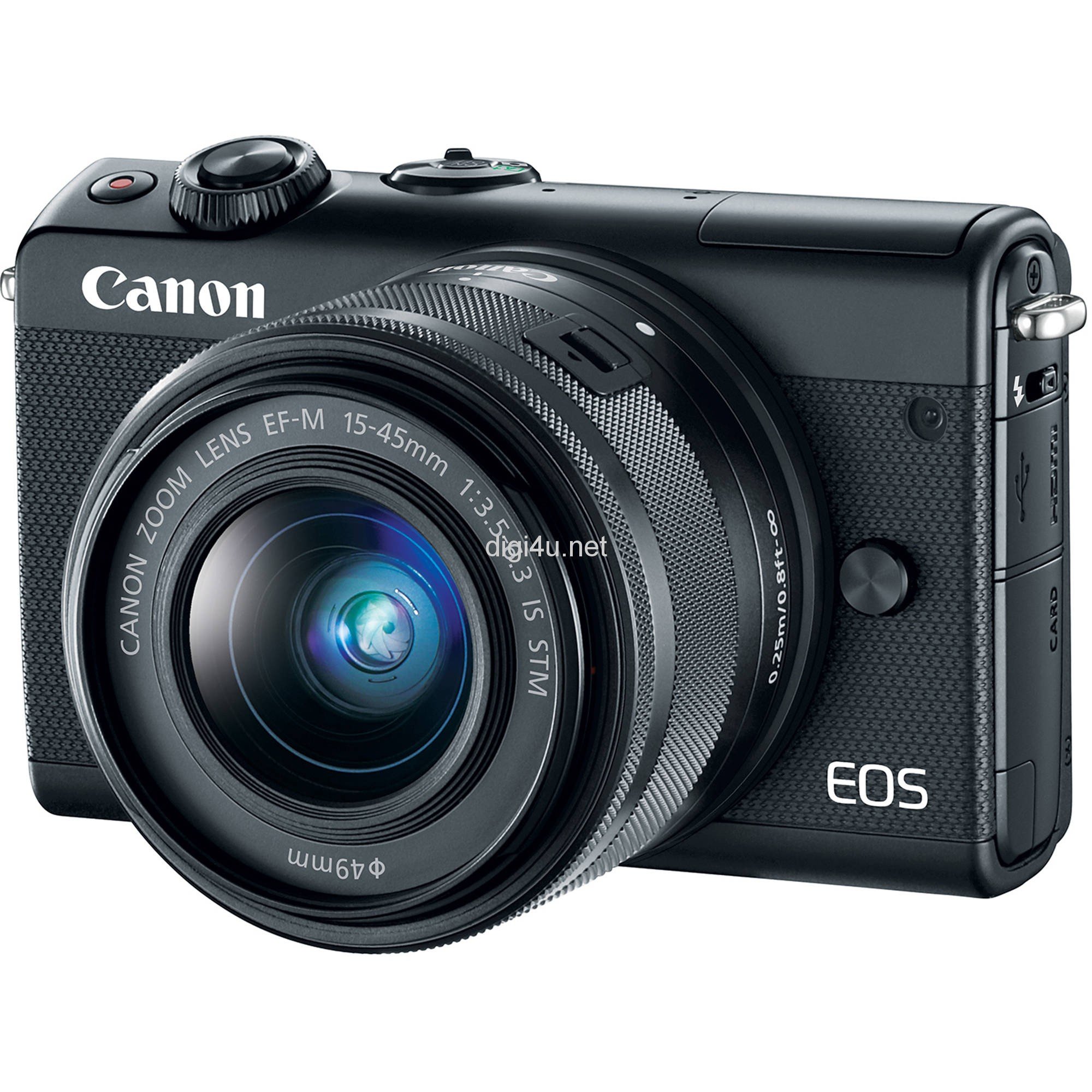 Canon EOS M100 kit 15-45mm STM
