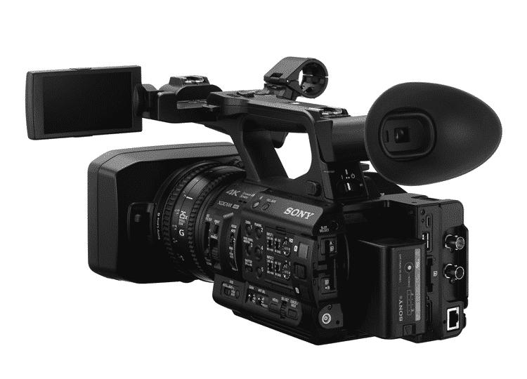 PXW-Z190 4K