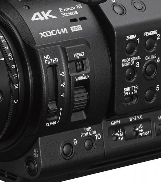 Máy quay Sony PXW-Z190 4K