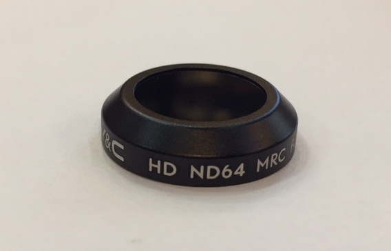 UV Filter HD ND64 MRC for Mavic