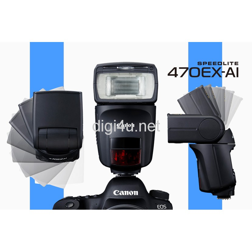 Flash Canon Speedlite 470EX-AI (LBM)