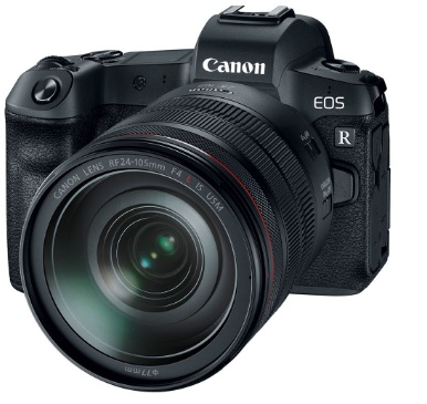 Canon EOS R kit (RF 24-105mm IS USM) LBM