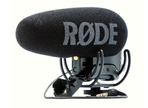MICROPHONE RODE VIDEOMIC PRO plus